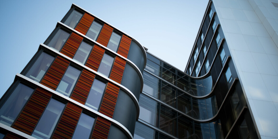Høgskolen i Oslo og Akershus (HiOA) har brukt de siste fire årene på å forsøke å oppfylle kravene for å bli universitet. Nå vil mange små og mindre kvalifiserte høgskoler går forbi og tar <> tiluniversitet. Foto: Skjalg Bøhmer Vold