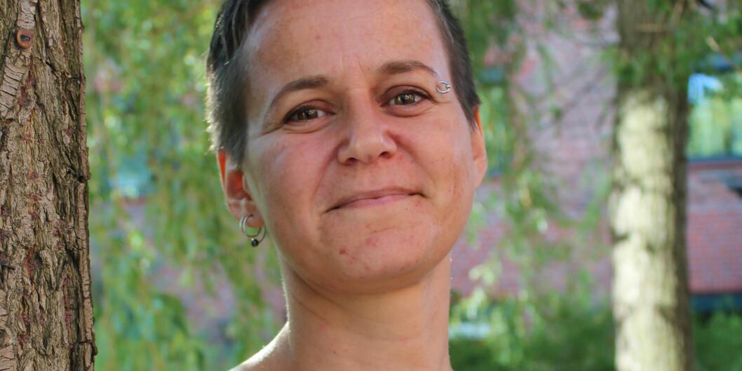 Fredag 20. september disputerte MaritaNordhaug. Foto: Betzy A.K. Thangstad