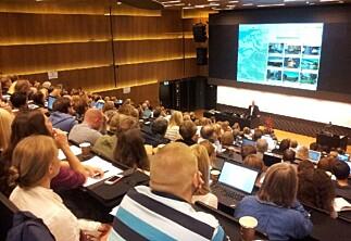 Fullstappet MOOC-konferanse i Oslo