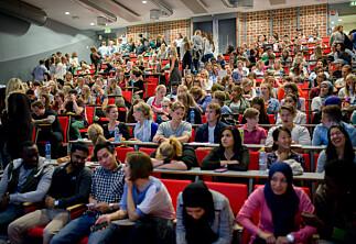 Regjeringen fortsetter satsingen på studentvelferd