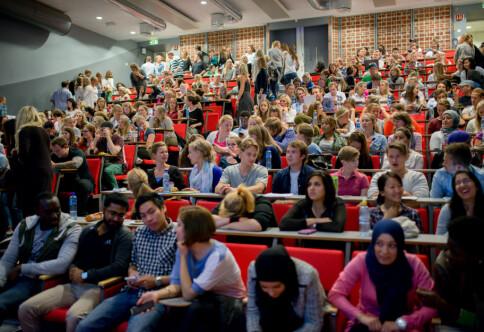 Studenthelse påvirker studiefrafall