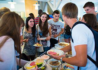 Nye studenter fra 36 nasjoner inntar HiOA