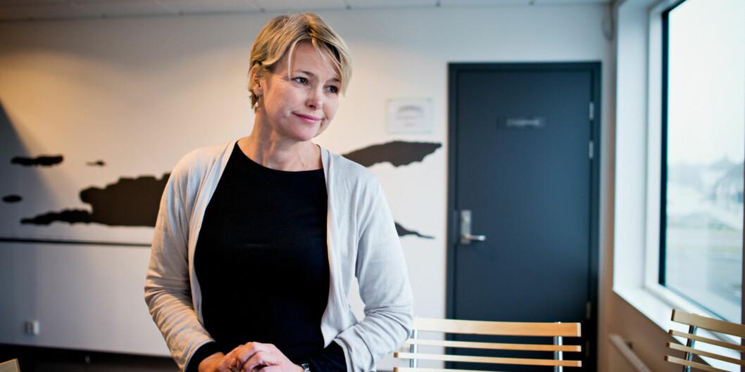 Rektor Kari Toverud Jensen er leder for det nyetablerte Rådet for samarbeid medarbeidslivet. Foto: Skjalg Bøhmer Vold