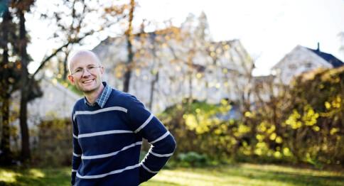 Thue vil bli «nye Slagstad»