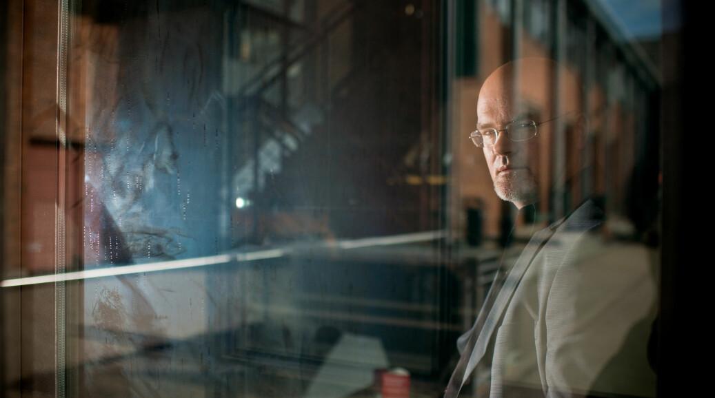 Professor Nils Rune Langeland. Foto: Ketil Blom