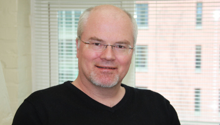 Professor Nils Rune Langeland.