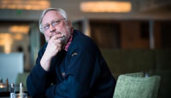 Lars Gule, OsloMet. Foto: Skjalg Bøhmer Vold