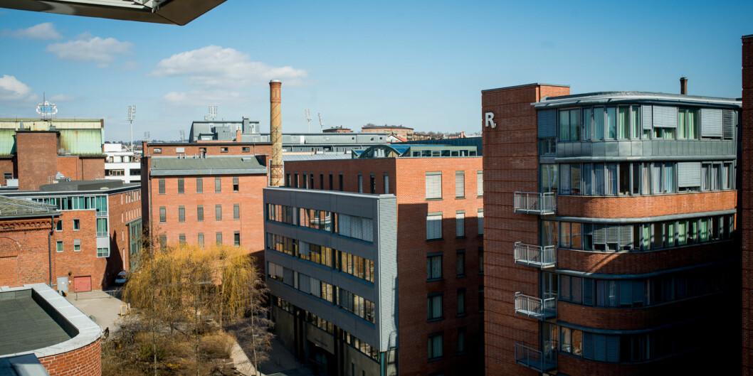 Det er ventet en snarlig avklaring på Islam Nets søknad om å bli godkjent studentforening på Høgskolen i Oslo ogAkershus. Foto: Skjalg Bøhmer Vold