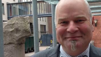 Hovedtillitsvalgt for Forskerforbundet, OsloMet, Erik Dahlgren.
