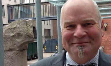 Hovedtillitsvalgt for Forskerforbundet HiOA, Erik Dahlgren.