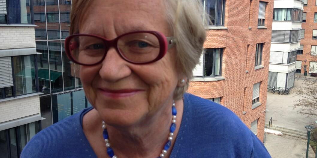 Forskerforbundet og Vera Berg håper partene kan sette punktum iLangeland-saken. Foto: Tove Lie