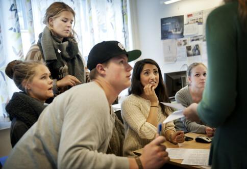 Nesten ingen journalister stryker til eksamen