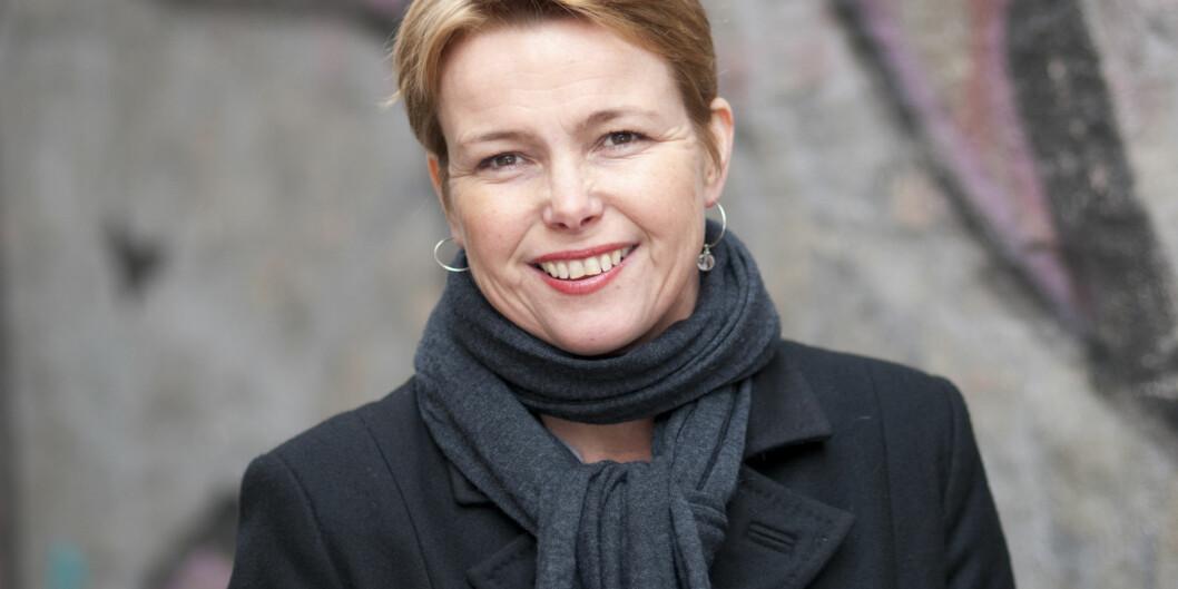 Jeg opplever ikke at det er noen stor intern motstand, sier rektor Kari Toverud Jensen om den storstilte universitetssatsingen ved Høgskolen i Oslo ogAkershus. Foto: Sonja Balci/HiOA