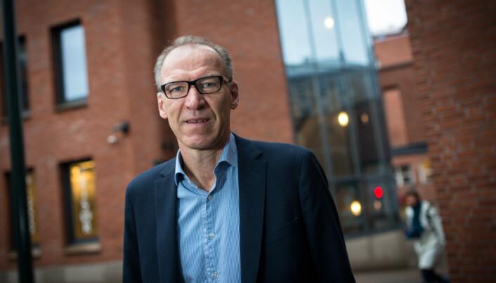 HR-direktør ved OsloMet, Geir Haugstveit