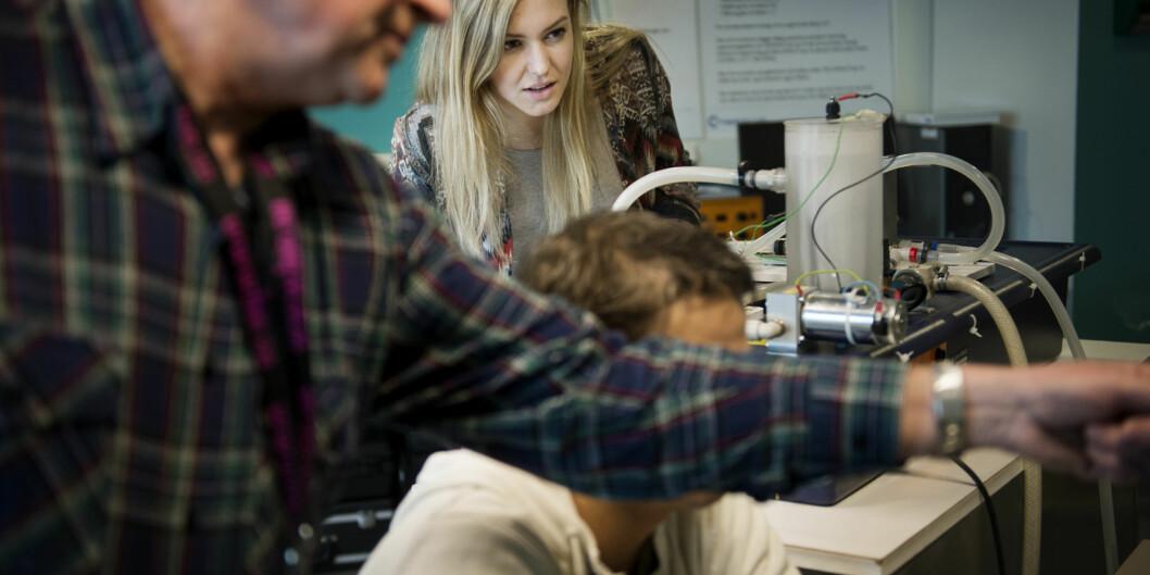 I all hovedsak er det fakultetene som har rapportert inn fakta- og tallgrunnlaget for rapporten om studieporteføljen som skal gi økt utdanningskvalitet vedHiOA. Foto: HiOA