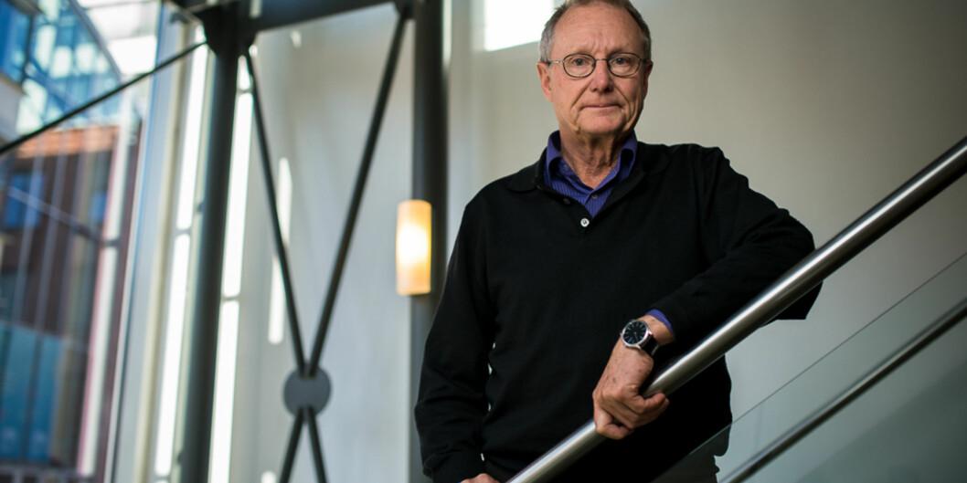 Professor Steinar Stjernø sier at det er en god ettervekst av yngre talenter i hansfagmiljø. Foto: Skjalg Bøhmer Vold