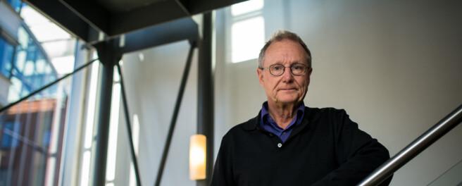 Steinar Stjernø, professor, OsloMet. Foto: Skjalg Bøhmer Vold