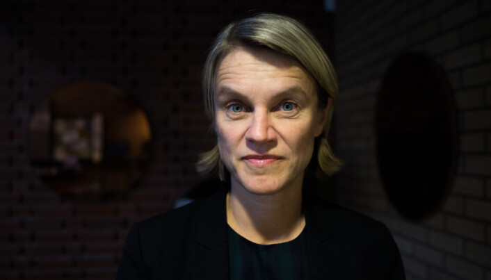 Nina Sandberg, Ap. Foto: David Engmo