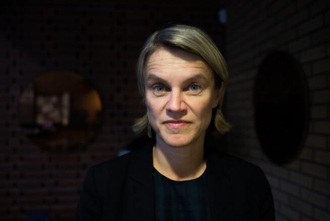 Nina Sandberg. Foto: David Engmo