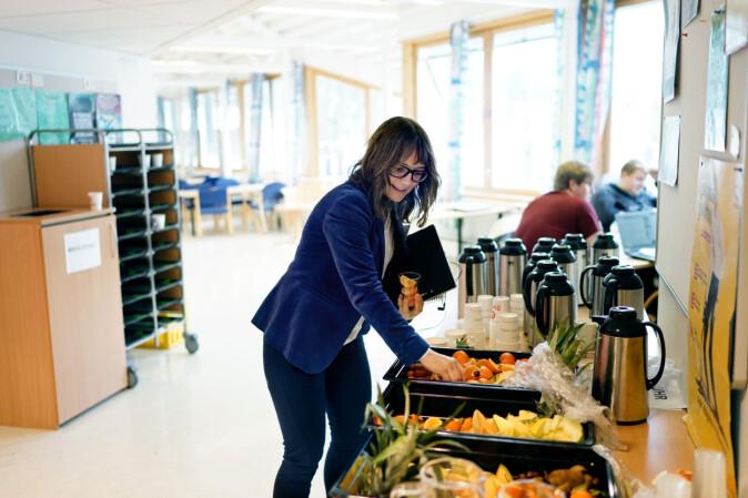 Direktør Anita Eriksen ved Nord universitet. Foto: Ketil Blom Haugstulen