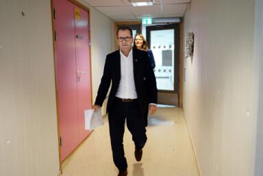 Rektor Bjørn Olsen ved Nord universitet. Foto: Ketil Blom Haugstulen
