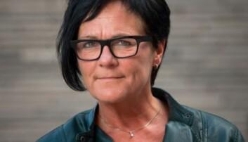 Khrono-redaktør Tove Lie. Foto: Skjalg Bøhmer Vold