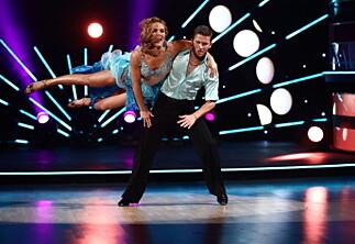 HiOA-Helene vant «Skal vi danse»