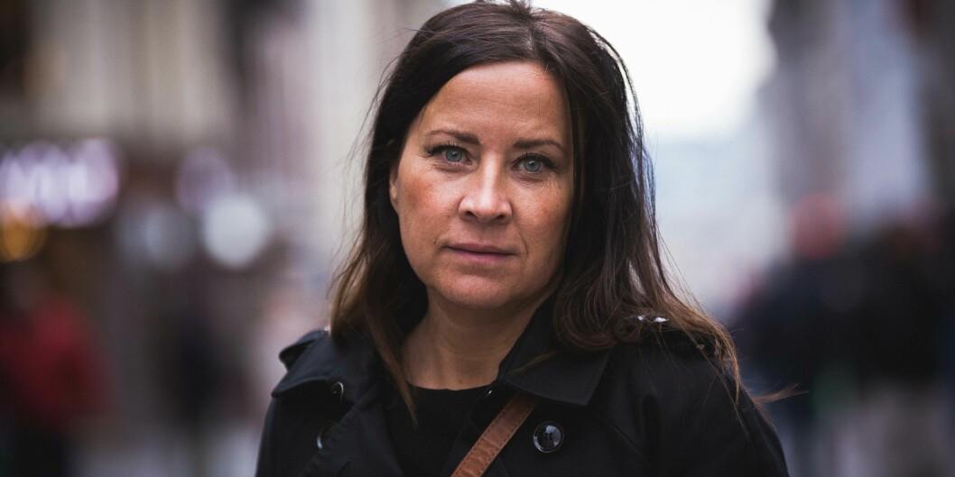 Forfatter Heidi Helene Sveen mener UiS burde ha reagert med avskjed tidligere. Foto: Siri Øverland Eriksen