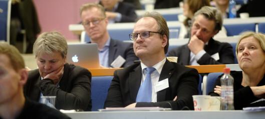 Reichert skal lede arbeidet mot seksuell trakassering i akademia