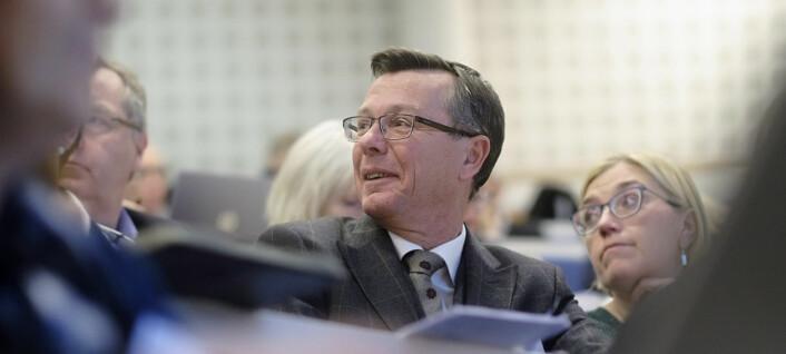 Olsen: Vitenskapelig justismord overfor kolleger i Kina-saken