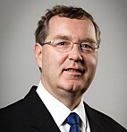 Ole Ringdal, universitetsdirektør ved UiS.