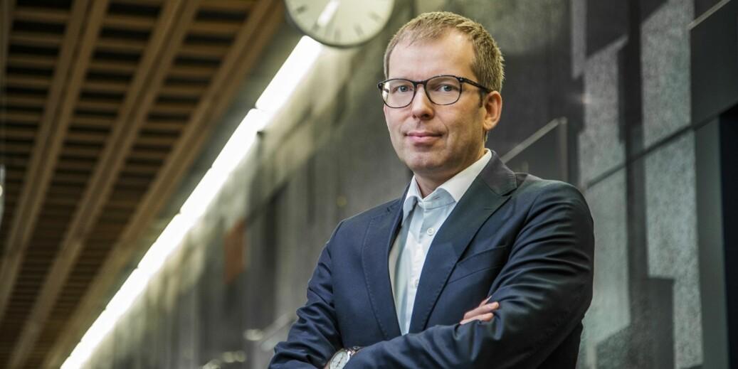 Kortsiktig tenkt fra regjeringen om langsiktig kunnskap, skriver Håkon Haugli og Lise Lyngsnes Randeberg. Foto Esben Johnsen/Abelia.