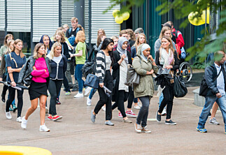 Frist i dag: Tid for å søke studieplass