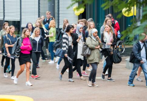 37 prosent av norske studenter får økonomisk støtte hjemmefra