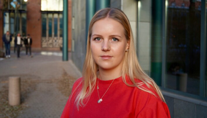 Anna Østby Husbakke. Foto: Øystein Fimland