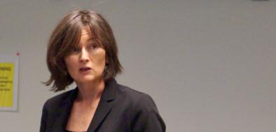 Spesialrådgiver Berit Hyllseth i Forskningsrådet.
