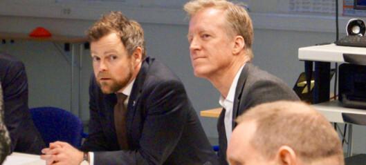 Ei unik moglegheit for norsk i akademia