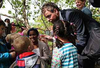 Isaksen vil ha mer forskning på barnehager