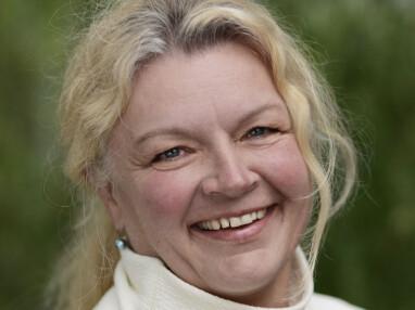 Førsteamanuensis Hilde Sylliaas. Foto: Sonja Balci