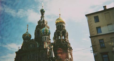 Norske studenter sendes ut av Russland