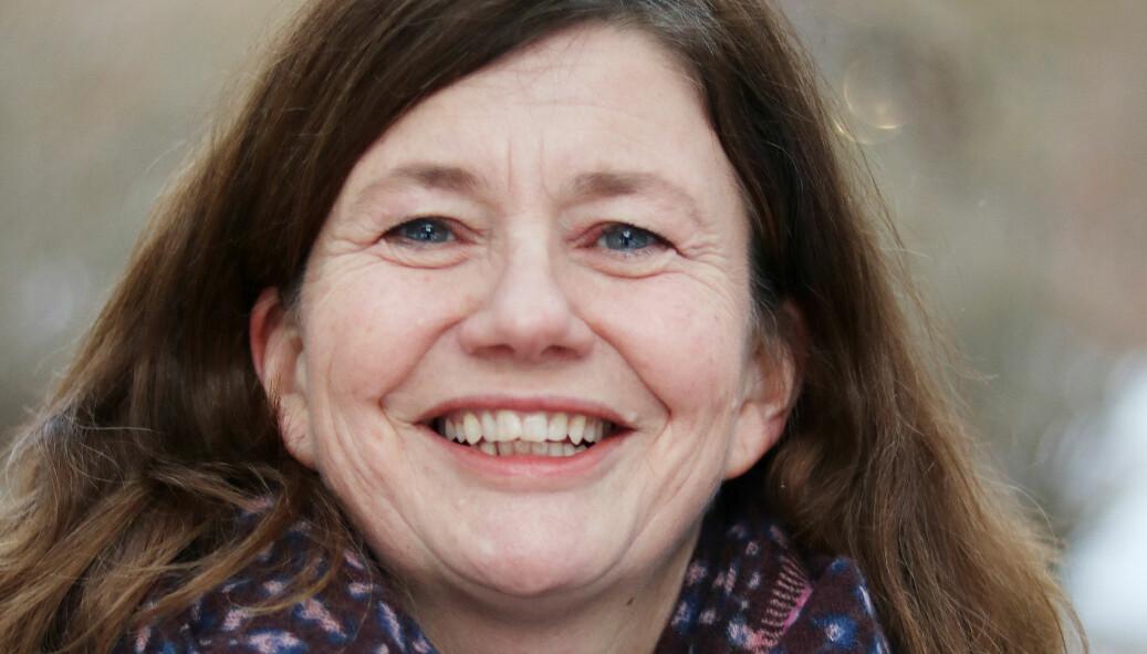 Elisabeth Nørgaard trer på som direktør for AFI i april. Foto: Katrine A. Ziesler