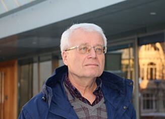 Helge Sigurd Hansen, Universitetet i Oslo. Foto: Hilde Kristin Strand