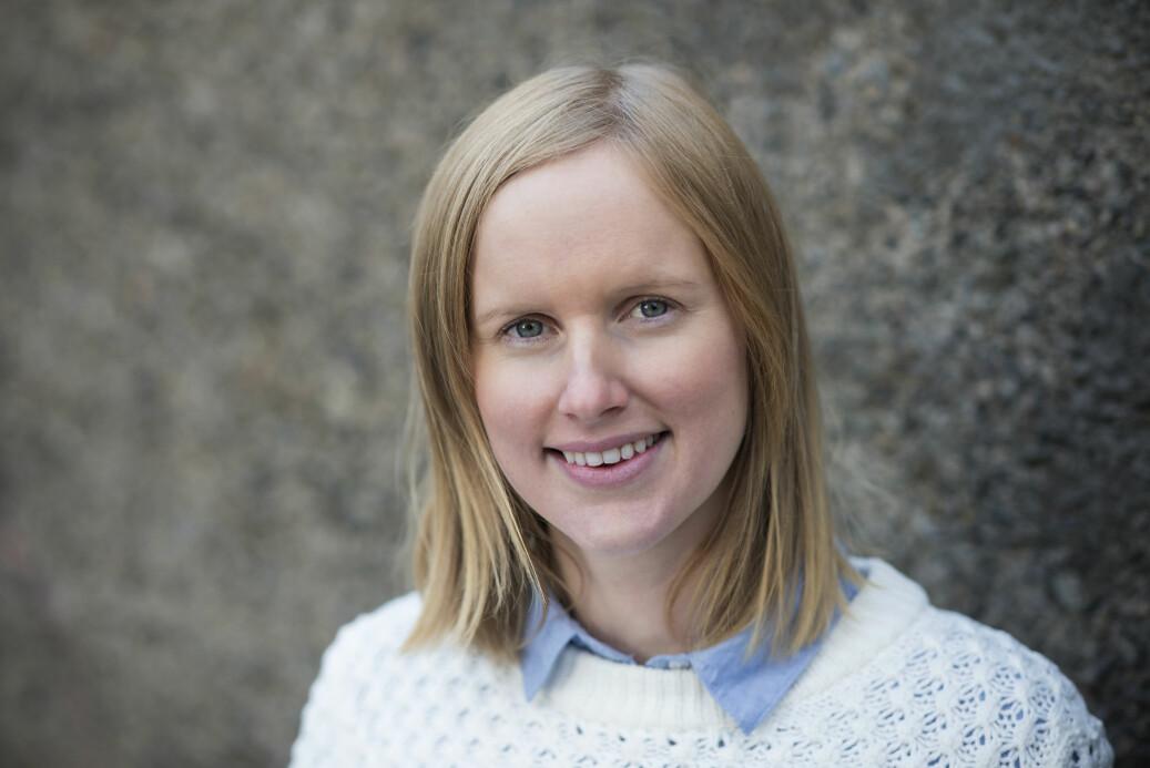 Studentombud ved OsloMet, Katrine Klyve, gir deg nyttige tips til muntlig eksamen. Foto: Sonja Balci/OsloMet