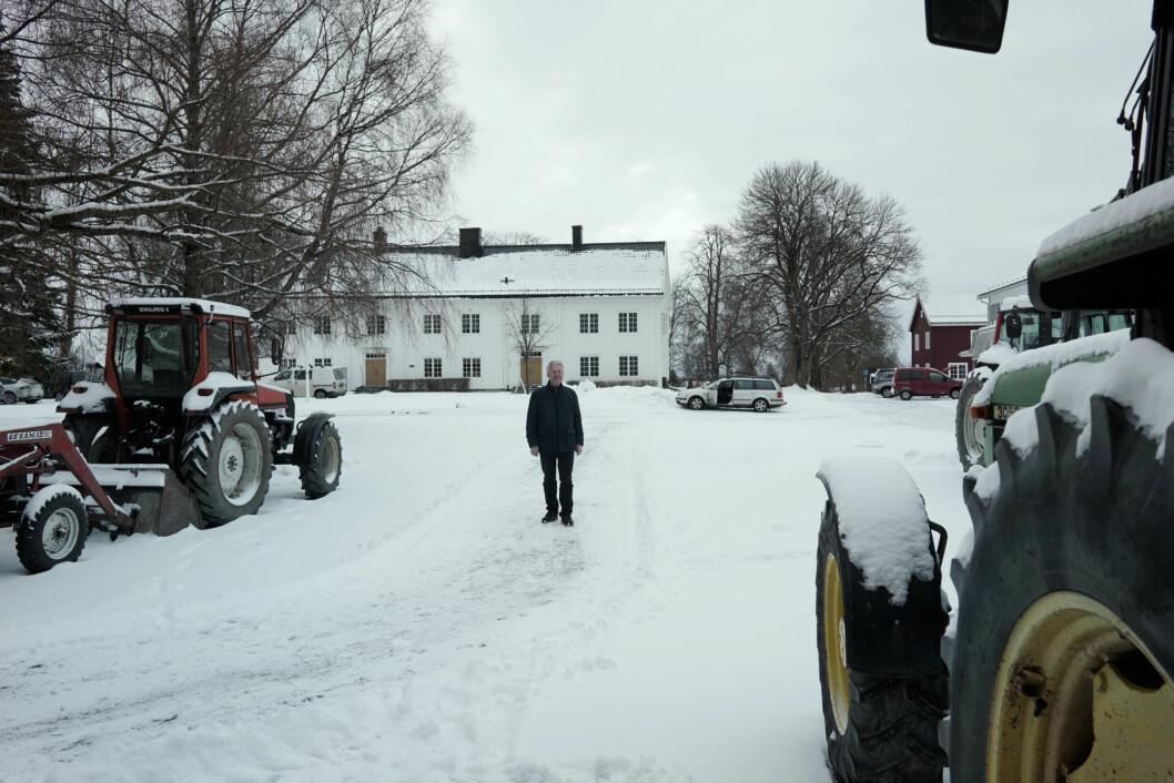 Campus Blæstad er en korngård på Ridabu, litt utenfor Hamar.