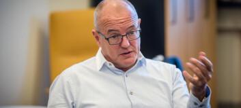 Rektor Bovim: Universitetene bør ikke drive med helsetjenester