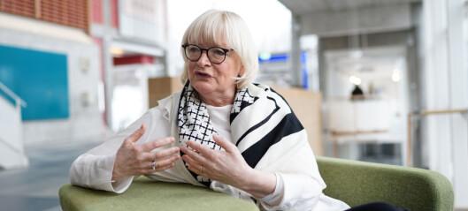 Et lynraskt år for rektor Rokne i vest
