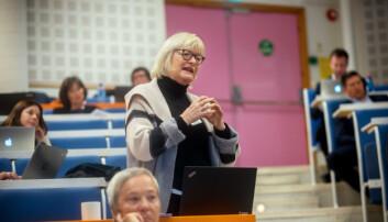 Rektor HVL, Berit Rokne.