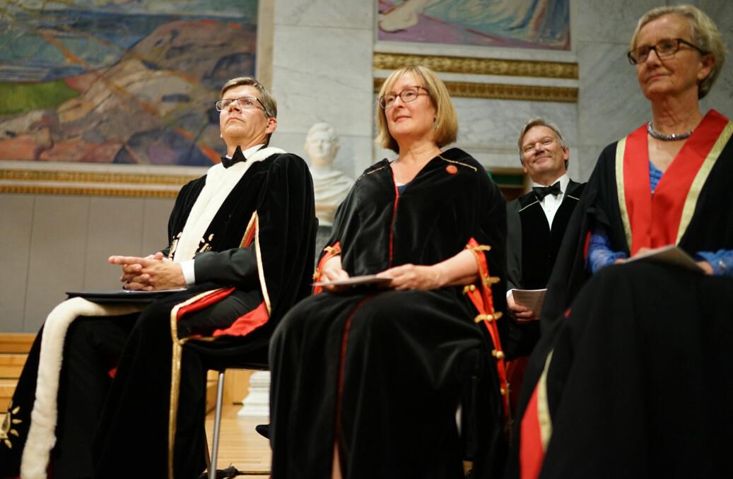 Universitetet i Oslo trenger en ny strategi, skriver rektor Svein Stølen. Foto: Ketil Blom Haugstulen