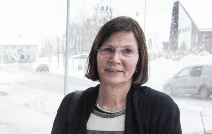 Ekspedisjonssjef Toril Johansson i Kunnskapsdepartementet reagerer sterkt på et varsel om seksuell trakassering ved Kusnthøgskolen i Oslo. Foto: Jan-Henrik Kulberg/HSN