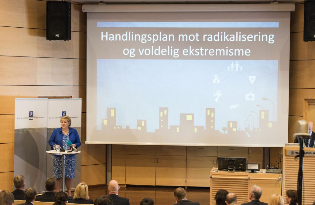 Foto: Olav Heggø/Justis- og beredskapsdepartementet